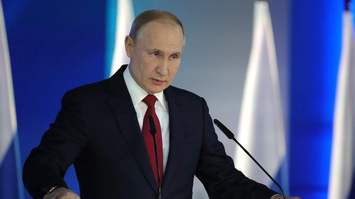 Никакого транзита власти в России нет