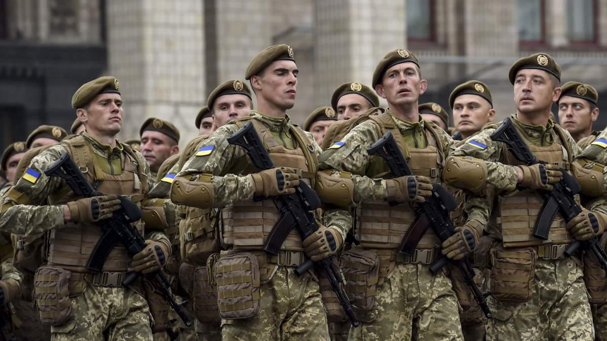 Милитарный потенциал украинской армии от Global Firepоwer
