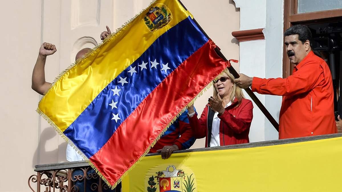 Захват законодательной власти в Венесуэле