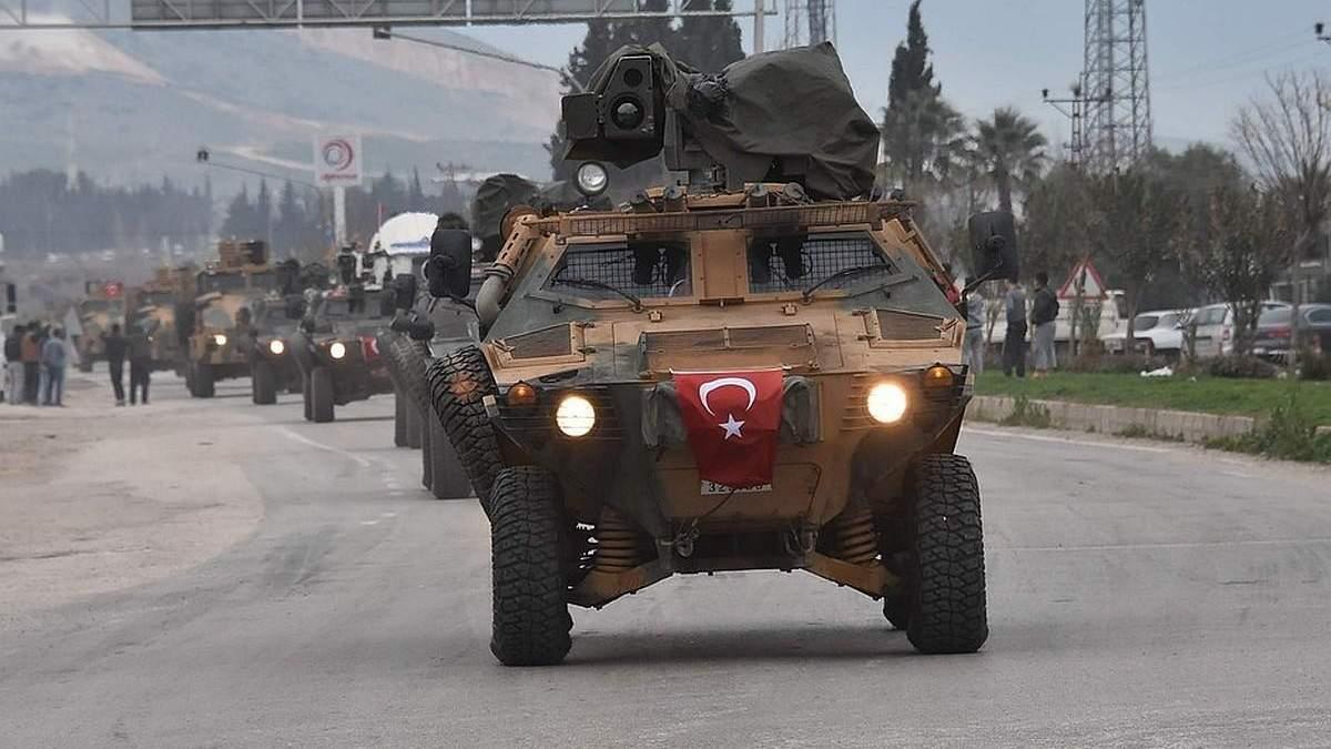 """В Турции принят законопроект """"об отправке военнослужащих в Ливию""""."""