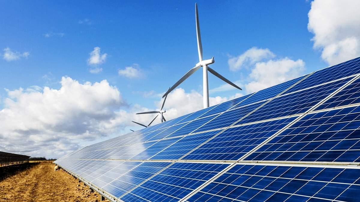 Инвестиции в зеленую энергетику Украины: действовать нужно сейчас