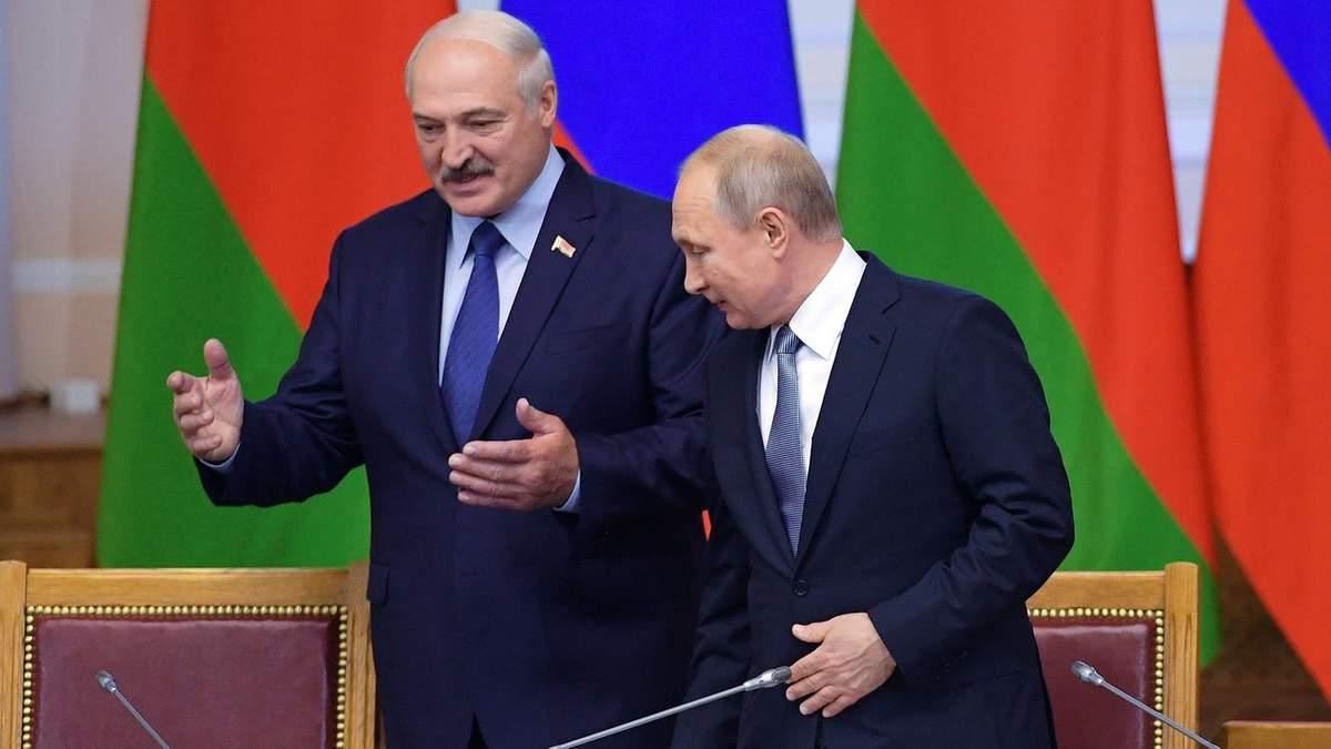Почему именно Лукашенко и Зеленский решают судьбу Путина