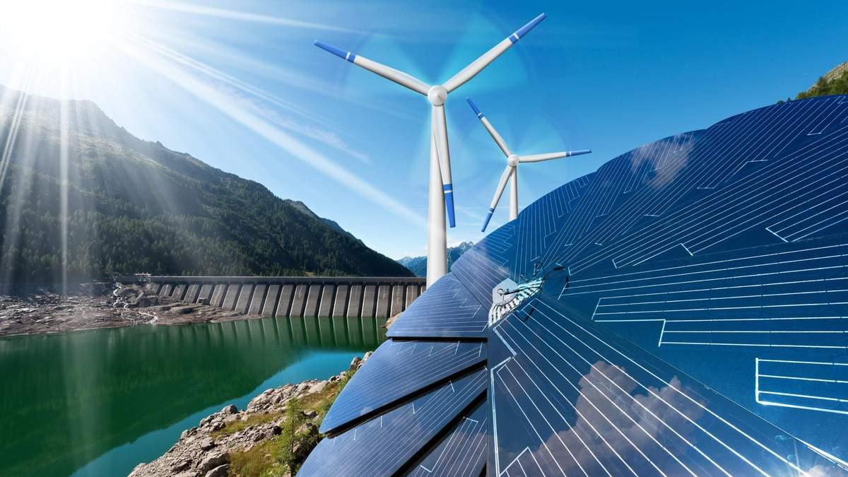 Тренди альтернативної енергетики України