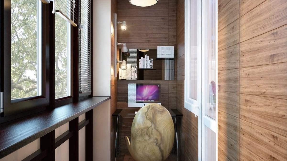 Объединение балкона с комнатой в квартире