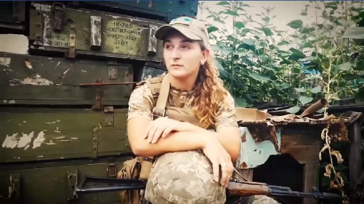 Мрія дитинства: як проходить військова служба дівчини-піхотинця