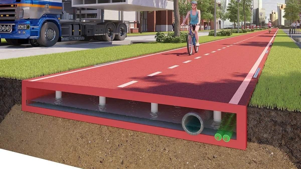 Пластикові дороги – революція у будівництві