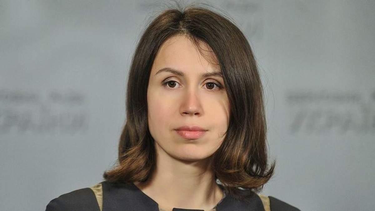 ГБР подозревает Татьяну Чорновол в убийстве: дело касается поджога офиса партии регионов
