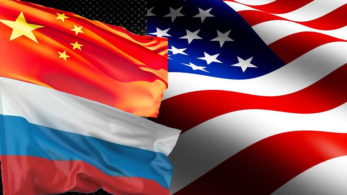 США, готуйтесь до війни з Росією та Китаєм, – Newsweek