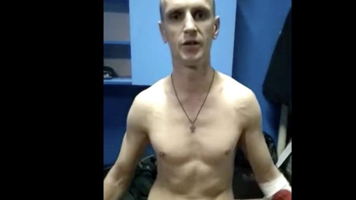 У РФ в'язень порізав собі вени через постійні побої