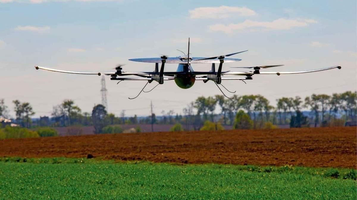 Украинский стартап, который создал экологический беспилотник для фермеров: захватывающая история