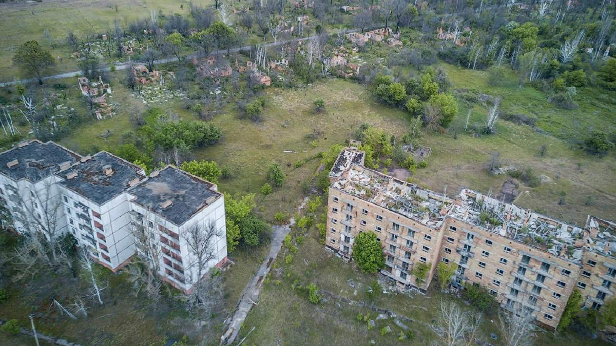 Загрязненный воздух из Чернобыльской зоны может дойти до Киева
