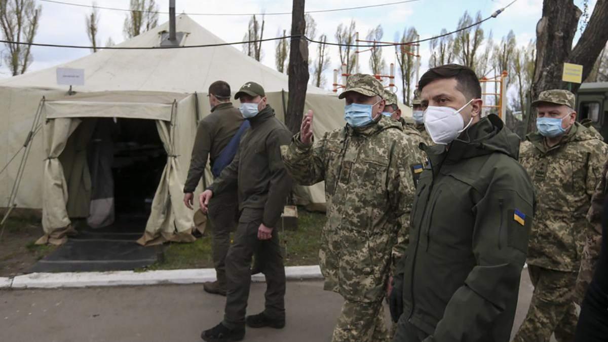 Зеленський відвідав ділянку розведення у Петрівському на Донбасі: деталі