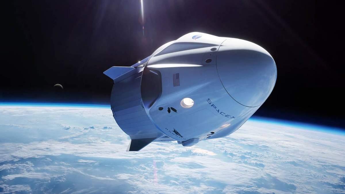 Корабель SpaceX Dragon