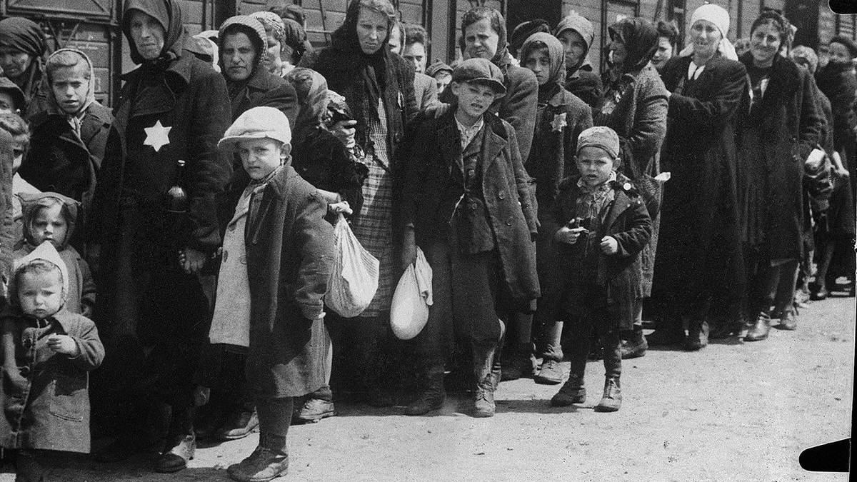 Чому євреї не святкували перемогу над Гітлером у Другій світовій війні?