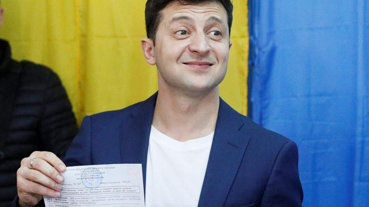 Зеленський не зможе перебратися в нову Адміністрацію Президента