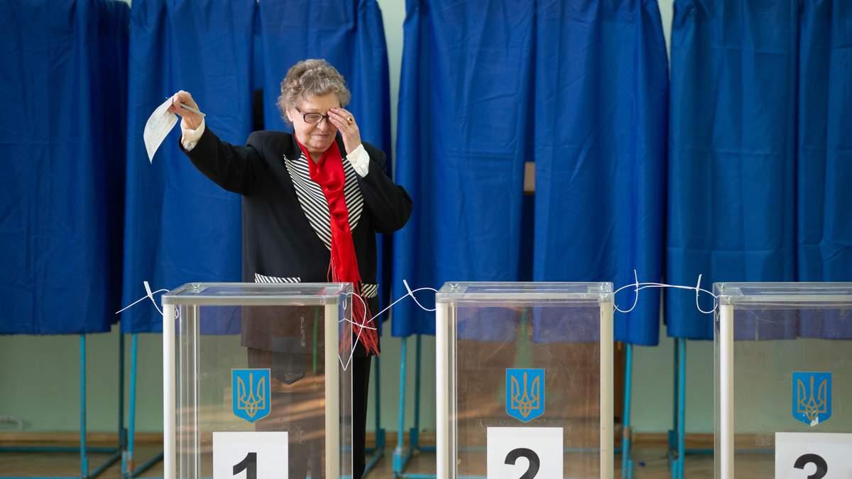 Кто выбирал президента раньше чем украинцы проголосовали?