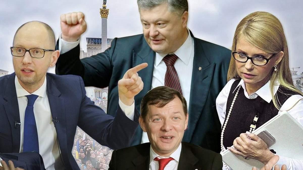 """Що спільного між """"Грою престолів"""" та українськими політиками?"""