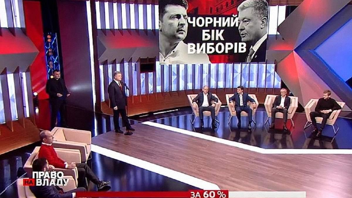 Третий Майдан Украина не переживет, или Что показала перепалка Зеленского и Порошенко