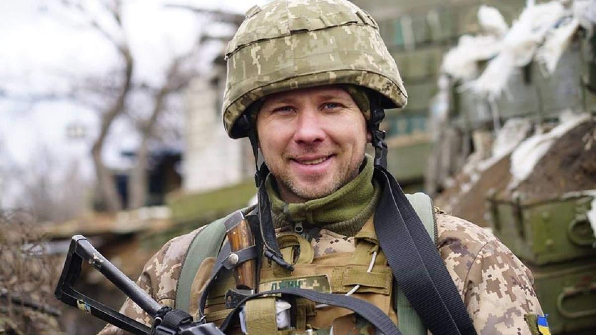 """За десятки метрів від ворога: відважний боєць """"Джин"""" про бойові новинки агресора"""