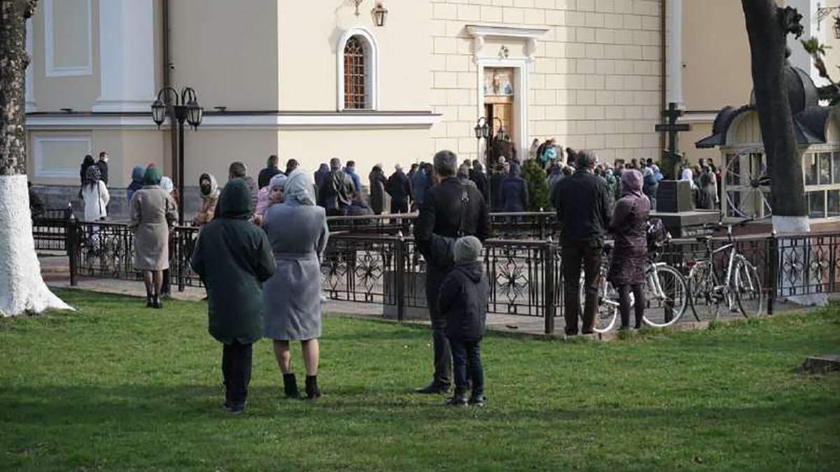 Заслані козачки з Московського патріархату