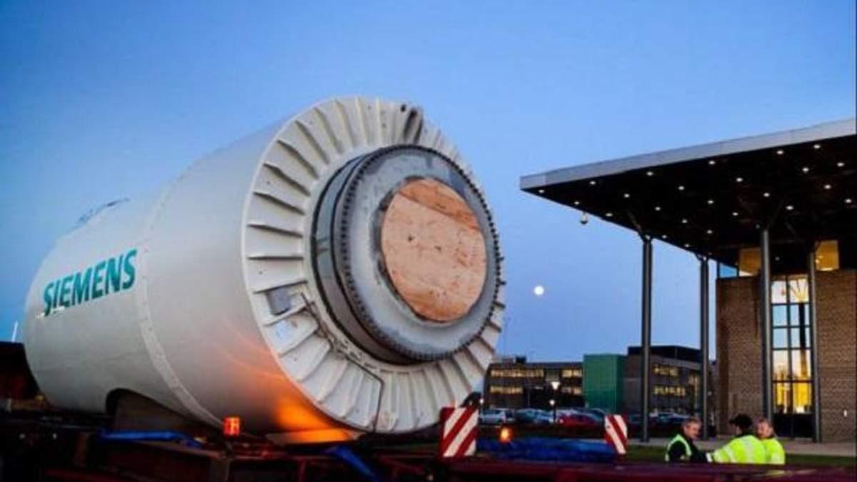 Украденные турбины Siemens в Крыму не запускаются