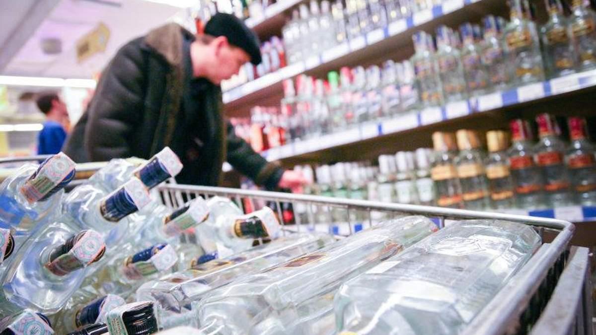 Подорожчання алкоголю – покращення життя вже сьогодні