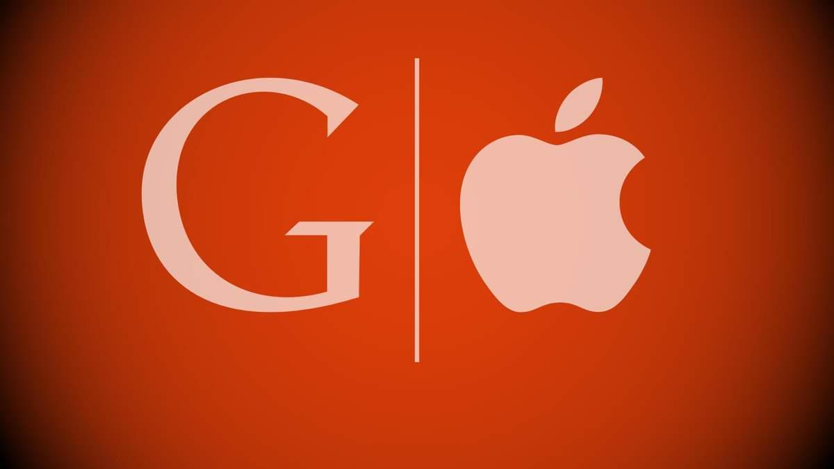 Совместная разработка Apple и Google
