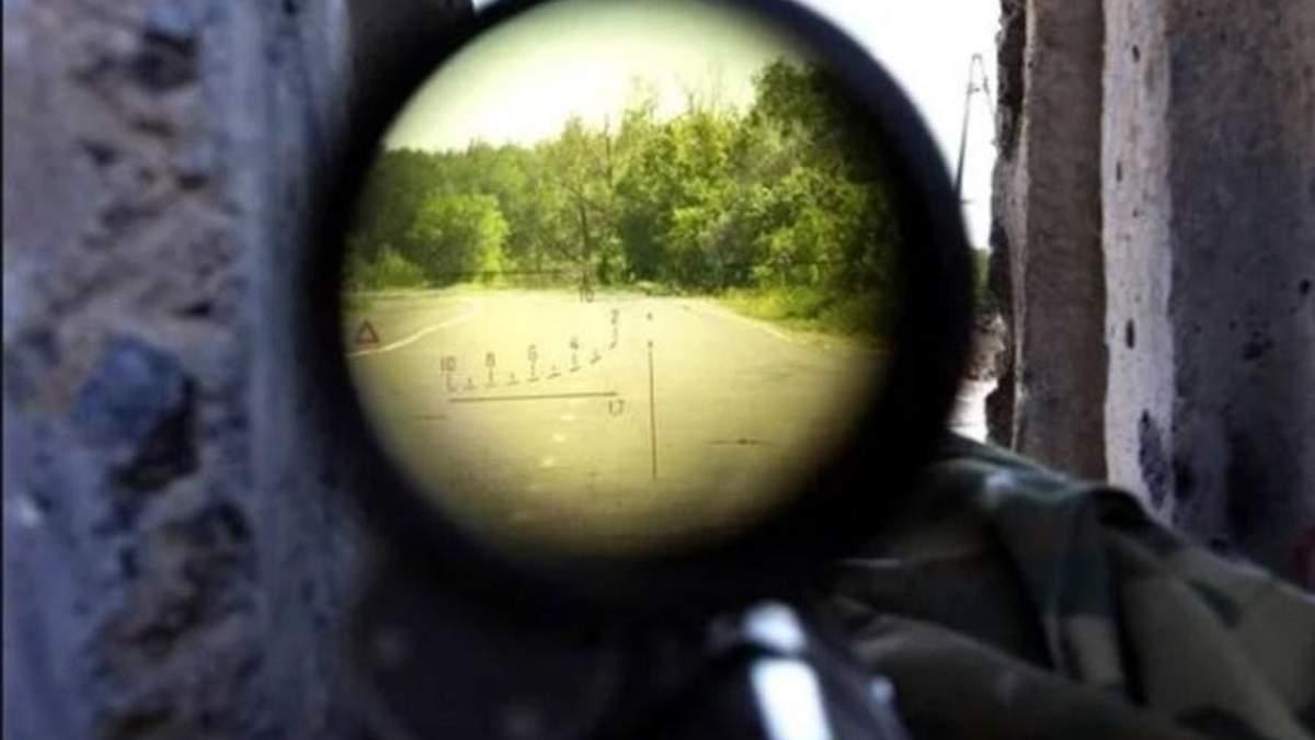 Як працюють російські системи з виявлення снайперів