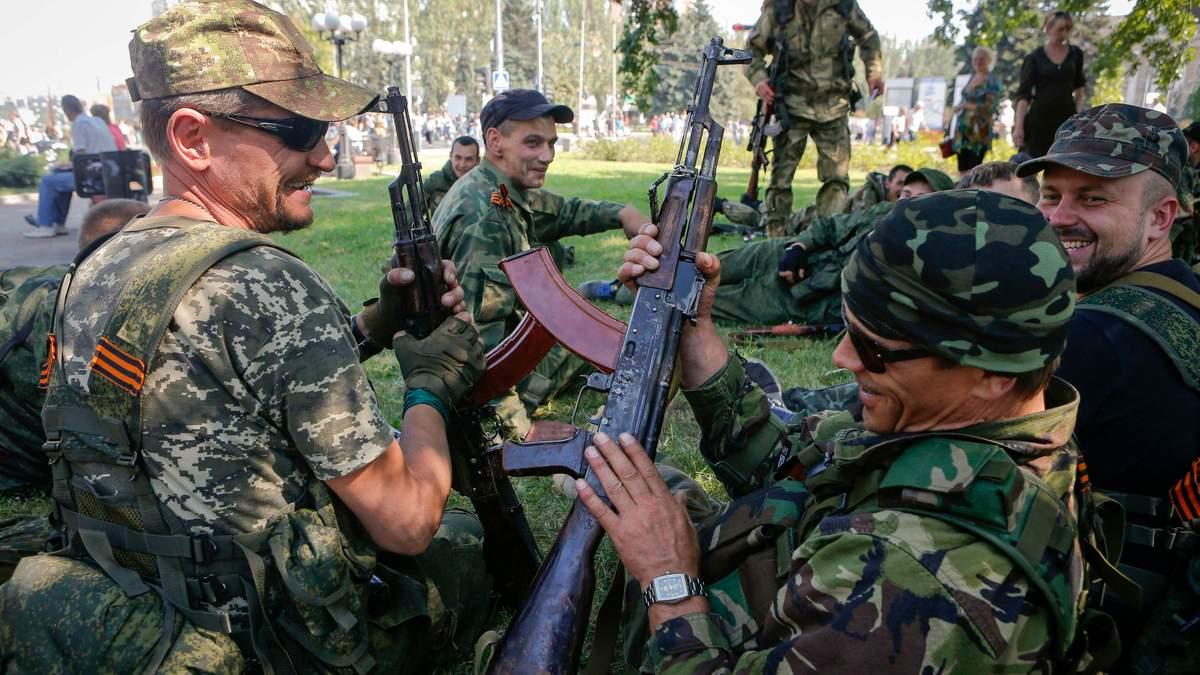 На Луганщині відбулась чергова ротація російських військових