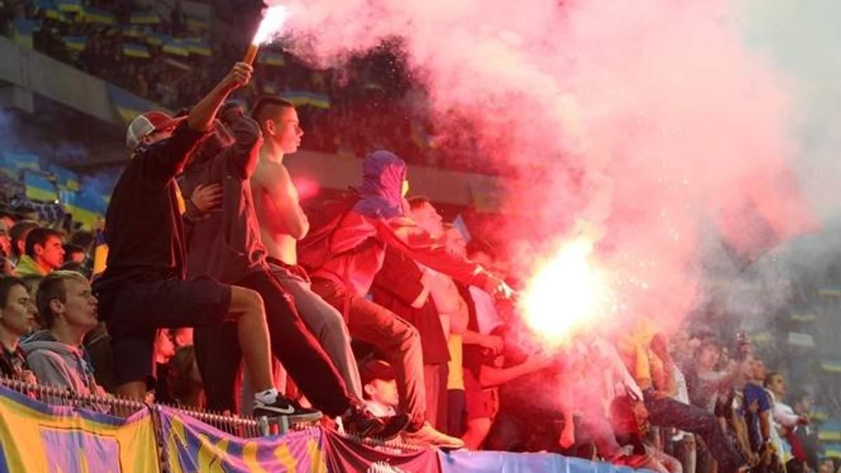 Футбольні фанати – це окремий світ, зі своїми законами і порядками