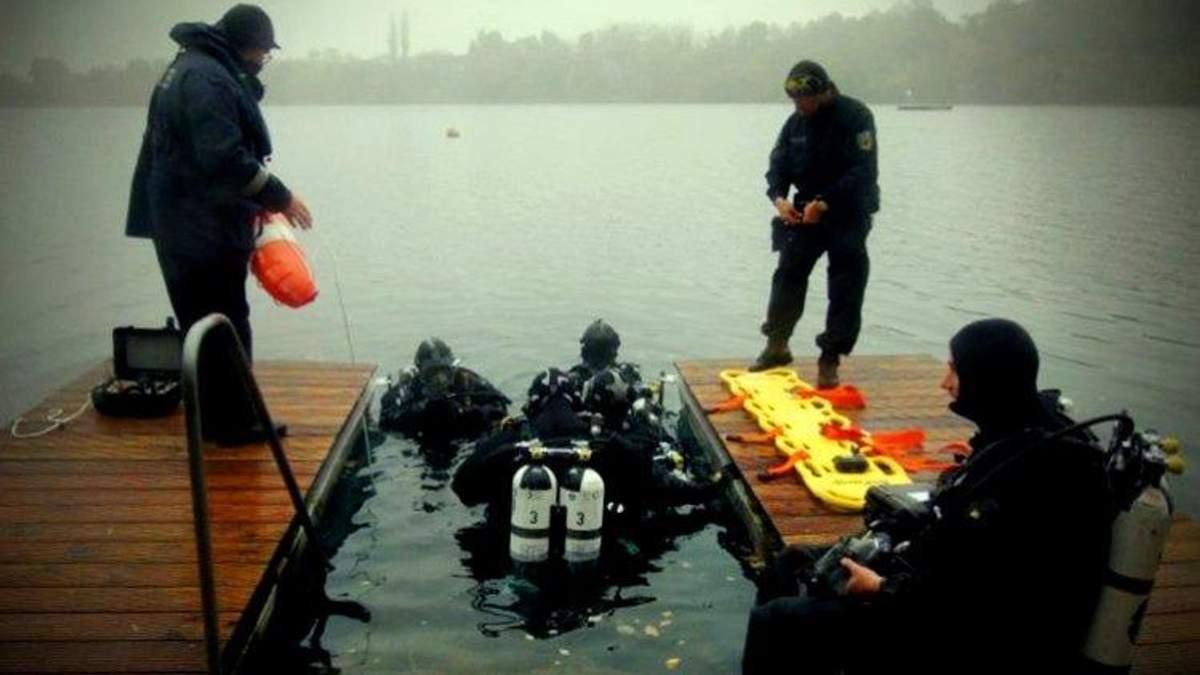 Німецькі інструктори оцінили підготовку українських військових водолазів