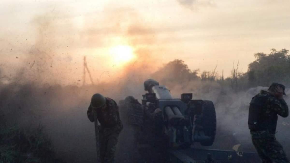 """На Донбасі ситуація значно погіршилась: бойовики вже почали """"вітати"""" воїнів із Днем Незалежності"""