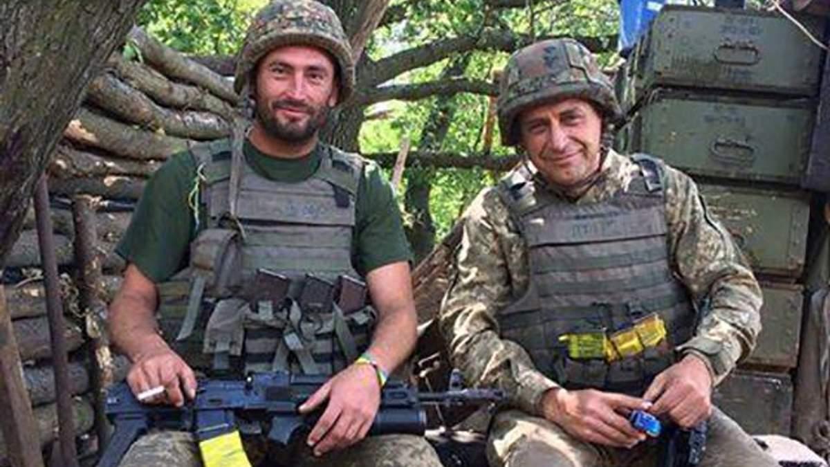Батько і син – як сім'я захищає Україну