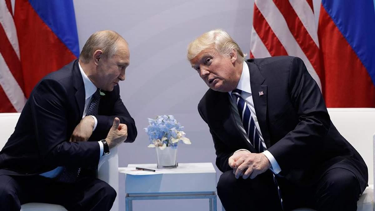 Паранойя Путина прогрессирует