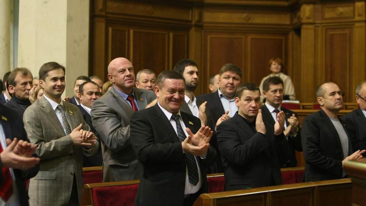 """Для украинских чиновников настали """"непростые времена"""", но они устойчивы к вредным воздействиям"""