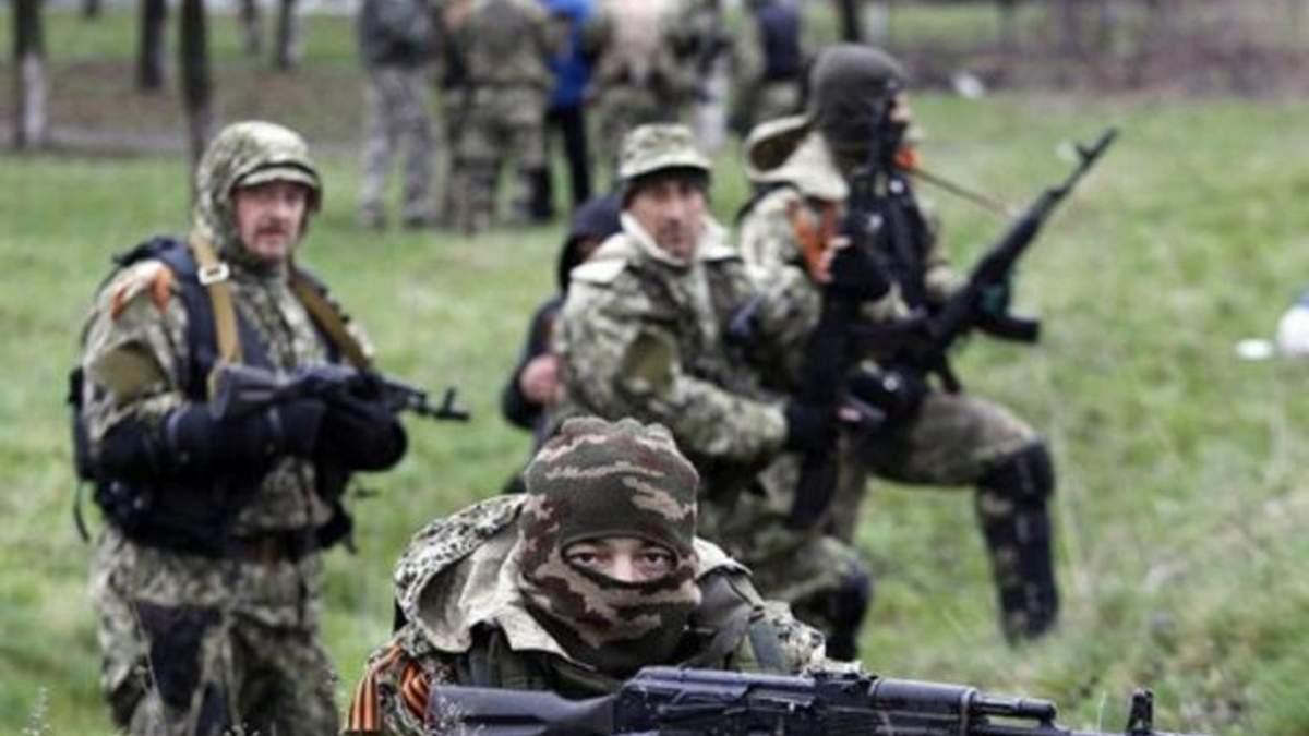 Великі втрати бойовиків: окупаційна влада приховує реальну кількість загиблих