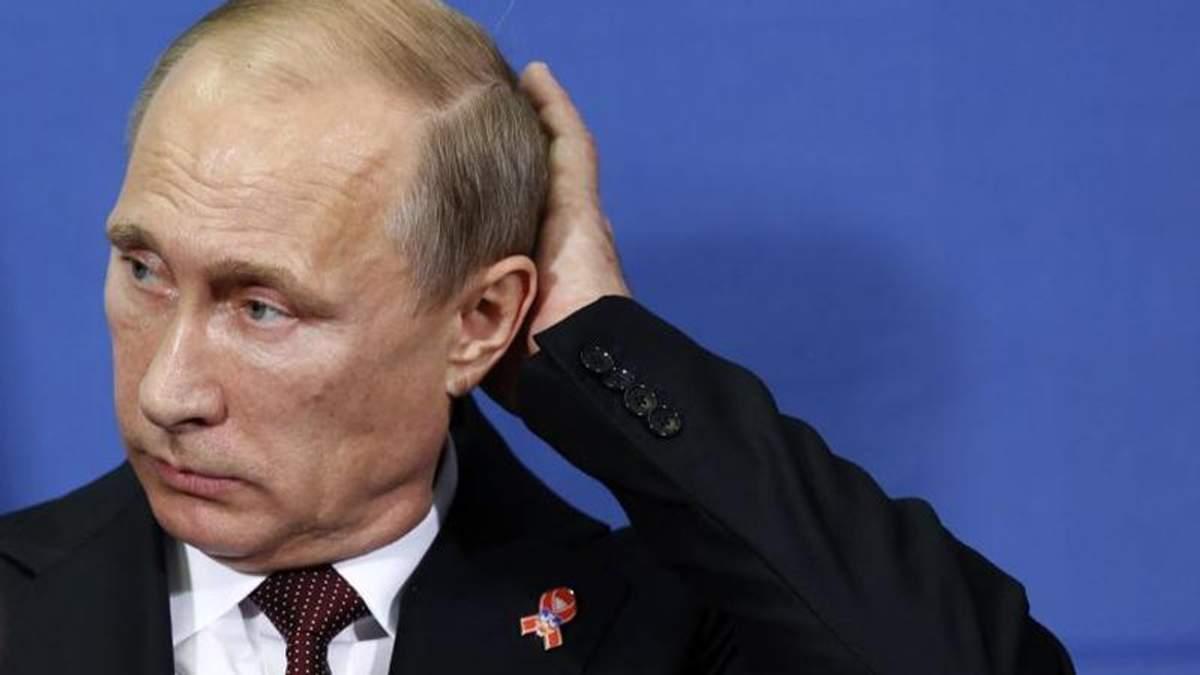 Протесты должны быть против Путина