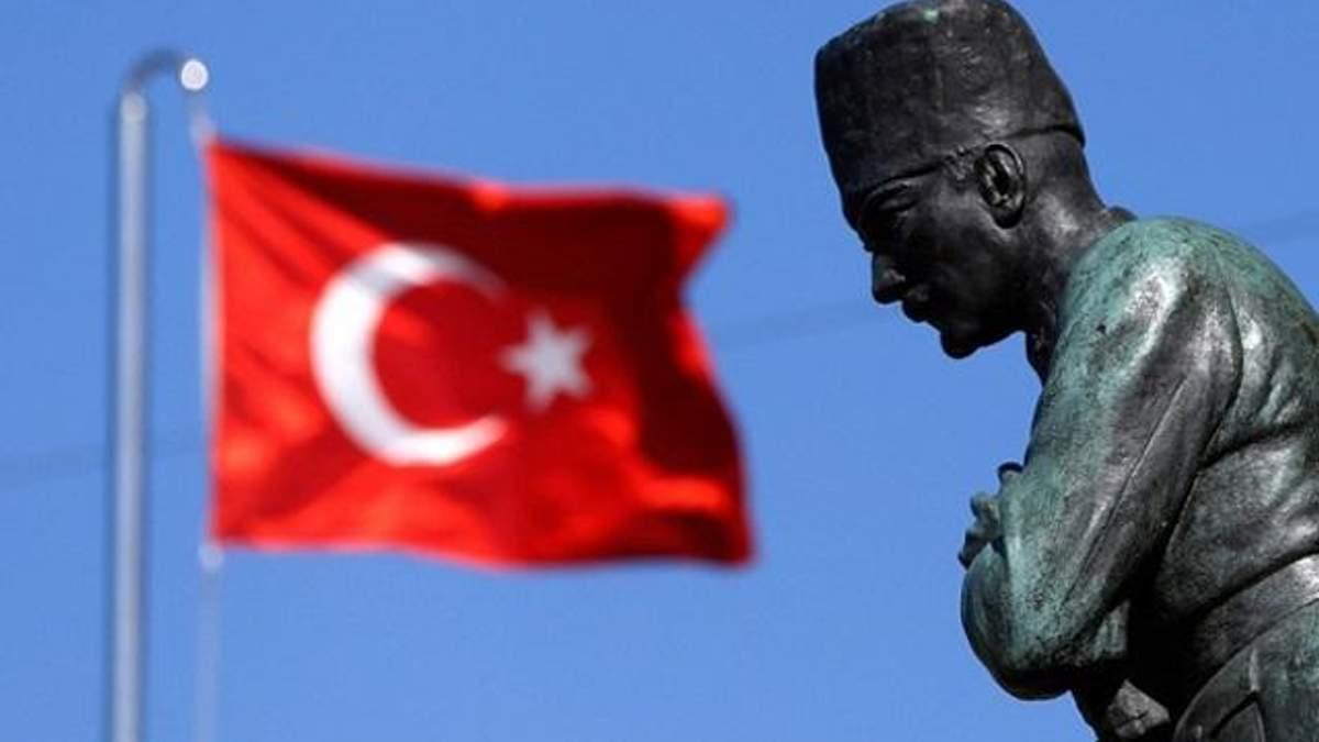 Туреччина посварилася з Європою