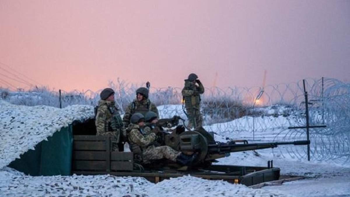 """Активізація на фронті: """"Гради"""" біля Донецька, Гіві під Маріуполем"""