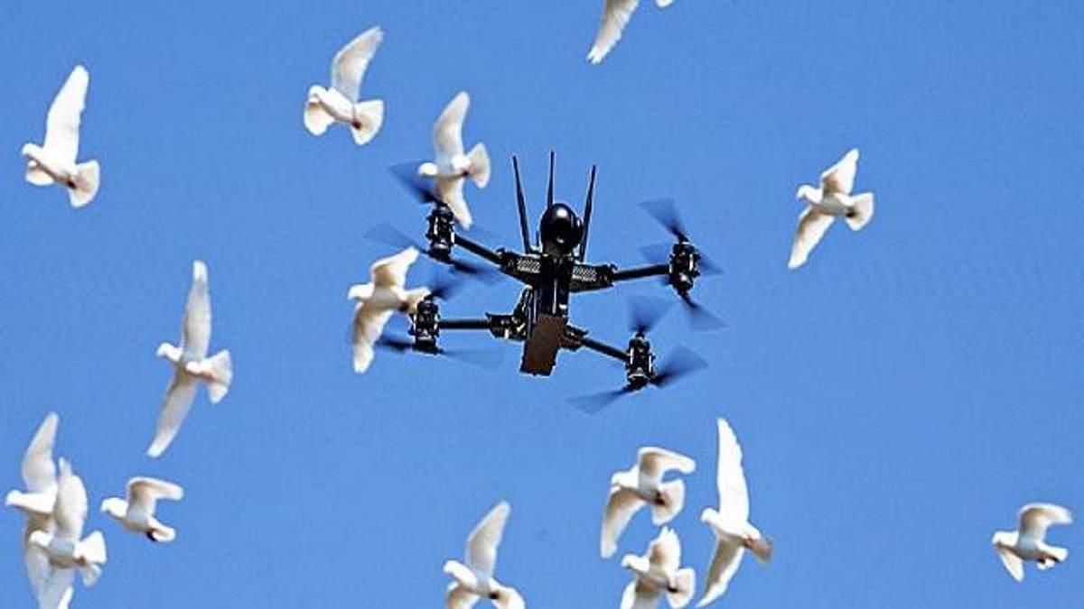 Новий безпілотний літальний апарат
