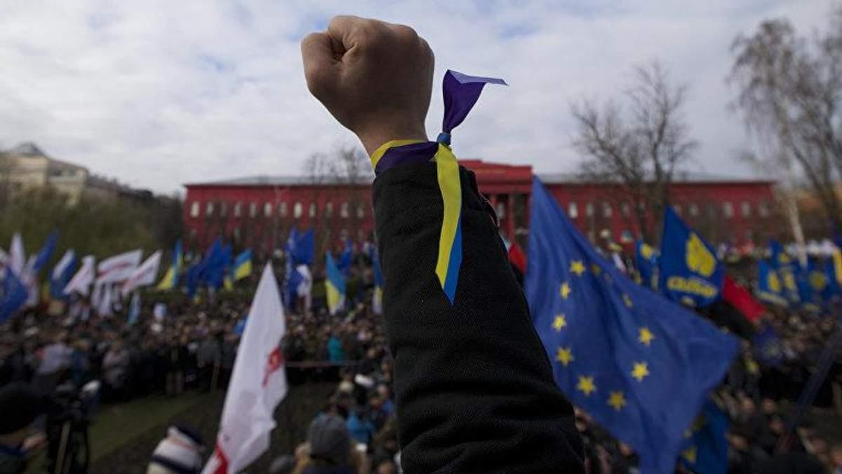 Відмова у безвізі в 2016 році – це плювок ЄС в обличчя кожного українця