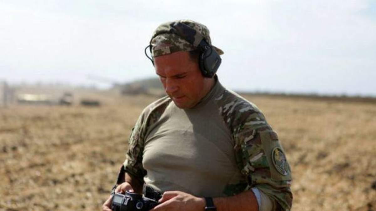 Война сквозь призму объектива: история Дмитрия Муравского