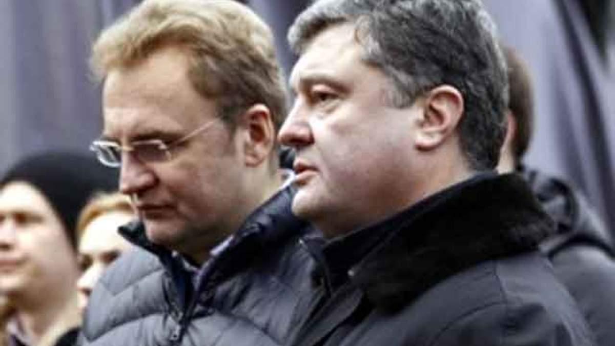 Политсил, независимых от Порошенко, становится все меньше
