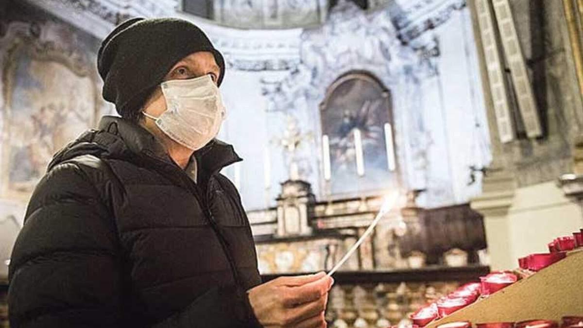 Карантинні обмеження в Україні: чи закриють церкви