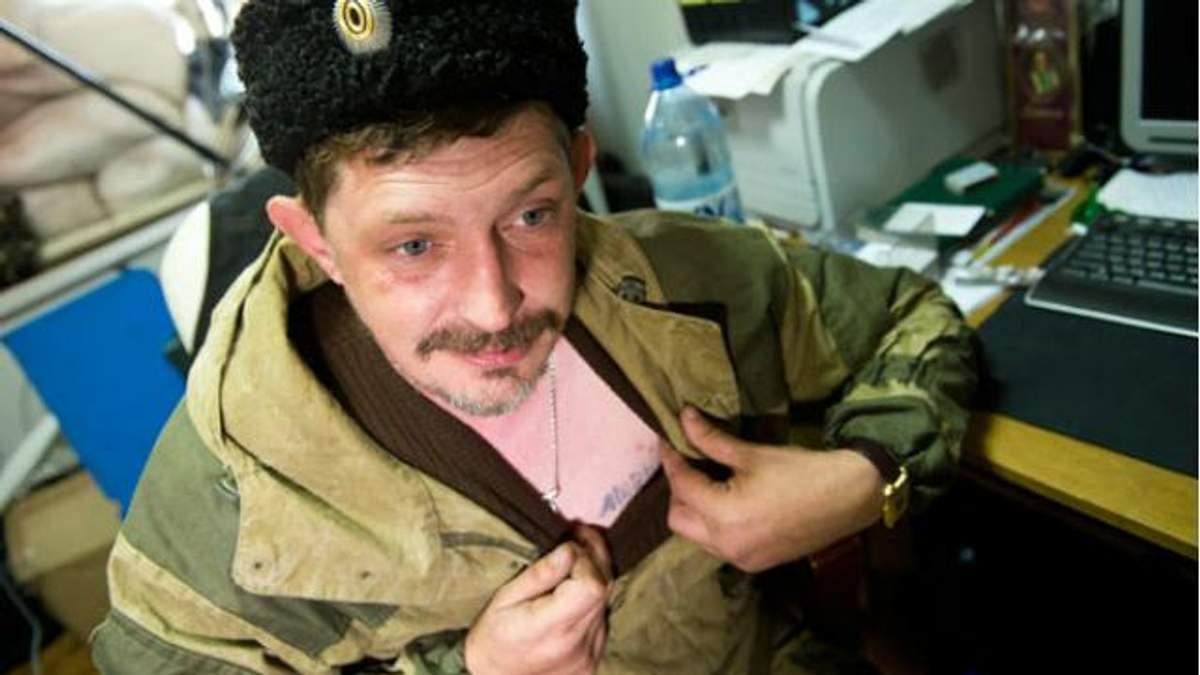 """Російські окупанти зробили ставку на """"козака"""" Дрьомова"""