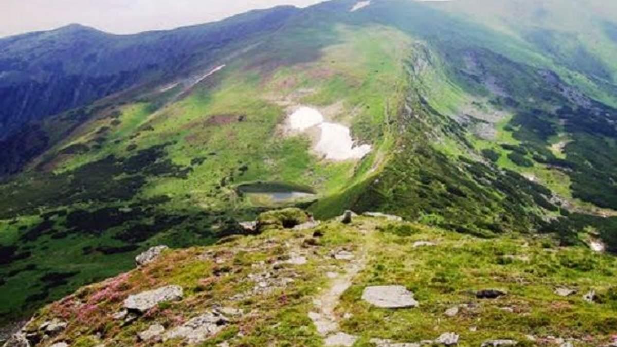 Чорногорський хребет