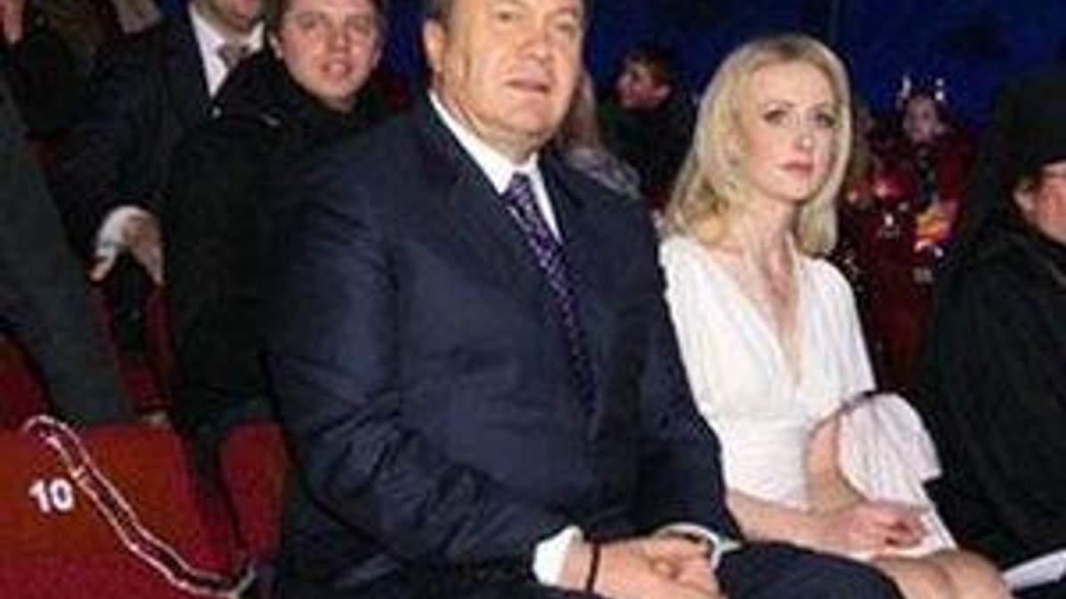 Янукович і жінка, про яку ще напишемо
