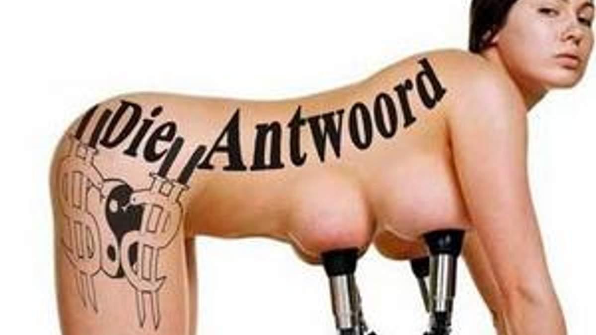 Гурт з ПАР Die Antrwood – став відомий завдяки своїм чудним кліпам