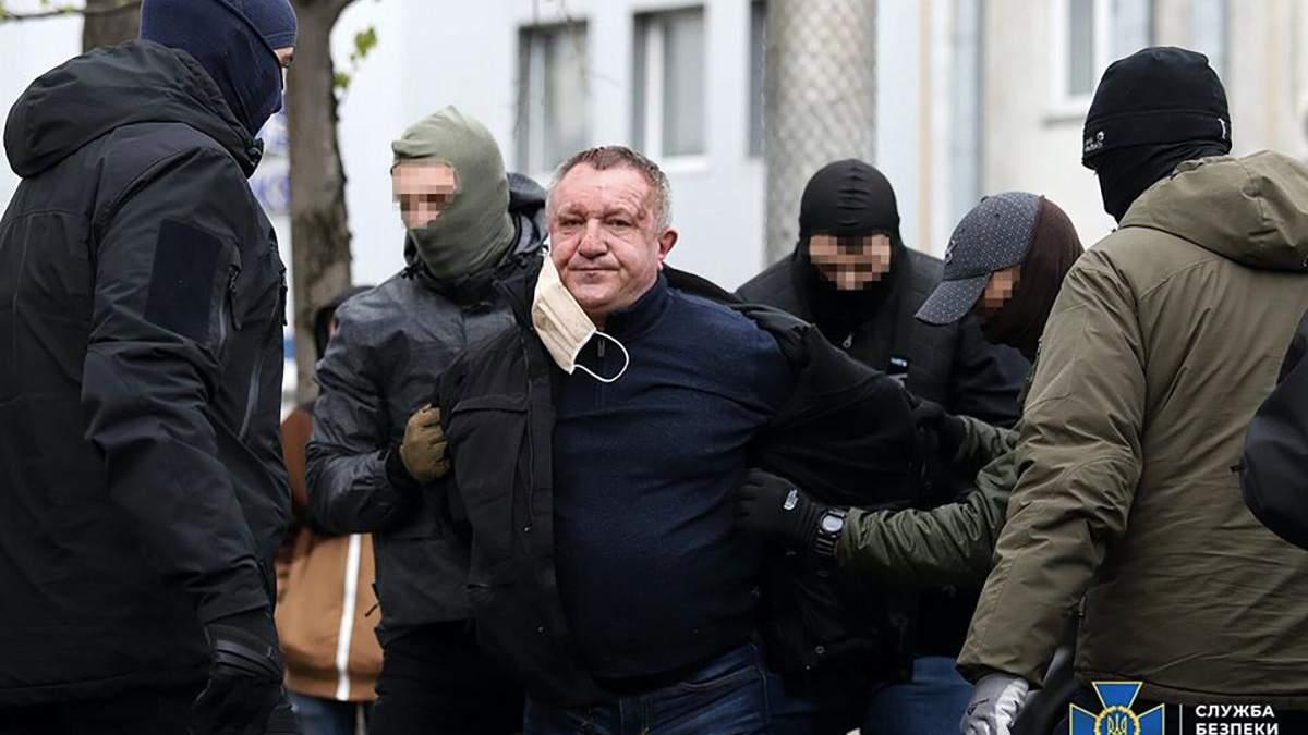 СБУ задержала Валерия Шайтанова за сотрудничество с ФСБ - видео