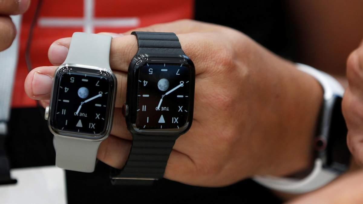 Apple Watch 6 мають представити восени 2020